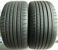 """2 pneus d'été Michelin Primacy HP """" ZP """" (RSC ) 245/40 R19 9"""