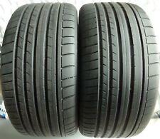 """2 estivi Michelin Primacy HP """" ZP """" (RSC ) 245/40 R19 9"""