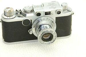 Leica IIf -DBP Ernst Leitz -GMBH-Wetzlar Germany Nr.809951 Objektiv