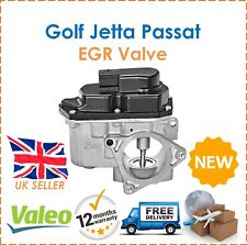 For VW Golf Jetta Passat Scirocco Touareg Touran 2.0TDi Valeo Electric EGR Valve