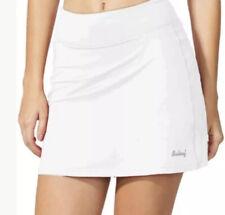 White Tennis Skirt Baleaf NWT