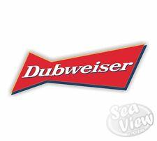 Dubweiser Car Stickers Decal Funny Sticker Slogan Budweiser Beer VW Dub