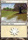 mtg Magic the Gathering PLAINS x24 basic land lot card white mana mixed