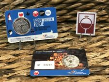 COINCARD - CC - NEDERLAND 2018 - 5 EURO IN BU KWALITEIT - LEEUWARDEN VIJFJE