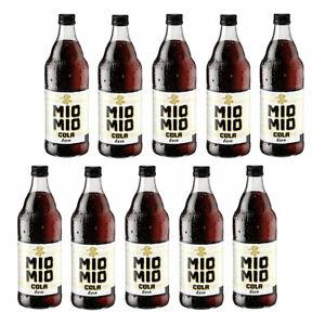 Mio Mio Cola Zero 10 Flaschen je 0,5l