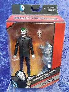 DC Multiverse Batman Endgame The Joker Justice Buster BAF 2015 MIB