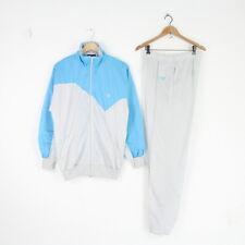 New Vintage 80s PONY Colour Block Shell Tracksuit Track Jacket Bottoms L 4939