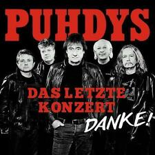 Das Letzte Konzert von Puhdys (2016) CD Neuware