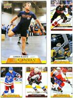 2020-21 Upper Deck Series 2: UD CANVAS Pick From List! (Combined Shipping)
