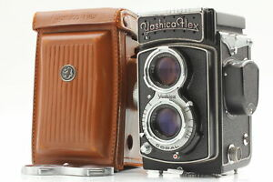 [Near MINT] Yashica Yashicaflex S TLR 6x6 Film Camera 80mm f/3.5 From JAPAN