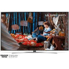 "LG 55SJ8000 55"" HDR SUPER UHD Smart IPS LED TV (2017 Model)"