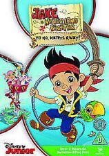 302  DVD  JAKE & THE PIRATES