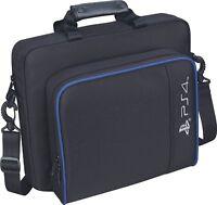 For PS4/Pro/Slim Game Consoles Accessories Shoulder Bag Travel Carry Case Black