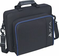 For PS4 Game Console Accessories Black Carry Travel Shoulder Bag PlayStation4