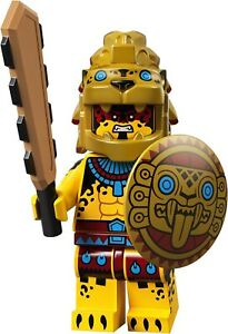 LEGO - Series 21 Collectible Minifigures 71029 - #8 ANCIENT WARRIOR - Pug,Bee