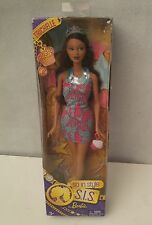 Barbie So in Style S.I.S. Trichelle Fashion Doll 2012 Mattel Doll Crown New