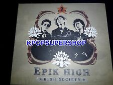 Epik High Vol. 2 High Society CD Great Cond. K-POP KPOP Tablo Penny OOP
