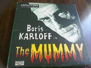 Rare Castle Films Boris KARLOFF in The MUMMY