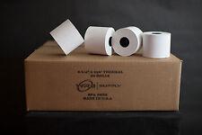"""Thermal Paper Receipt Rolls Size: 2.25"""" X 230' (50 Rolls)"""