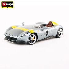 Bburago 1:24 Diecast Alloy Collection Vehicle Car Model For Ferrari MONZA SP1