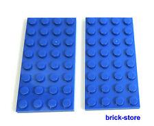 10 x Lego ® Plaques 4x4 rien 3031 jaune plaque