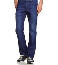 WRANGLER ARIZONA STRAIGHT LEG DARK WASH Haai There DENIM RRP £75 FREE POSTAGE