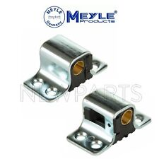 Pair Set of 2 Rear Left & Right Door Lock Strikers Catch For Mercedes W123 Meyle