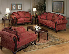 Sofa and Loveseat Set~Made in USA.