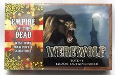 Empire of the Dead EOTD-04 Werewolf Lycaon Faction Starter Gothic Horror Box Set
