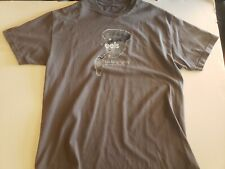 EELS BLINKING LIGHTS AND OTHER REVELATIONS GRAY T SHIRT SIZE XL