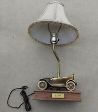 Vintage Chevrolet Motor Company Employee Car Desk Table Lamp Michigan Chevy