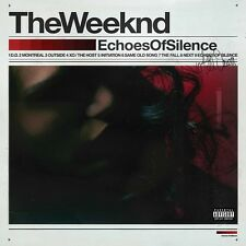 Echoes Of Silence - 2 DISC SET - Weeknd (2015, Vinyl NEUF) Explicit Version