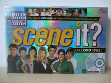 Mattel Scene it? Gute Zeiten, schlechte Zeiten / Gesellschaftsspiel / DVD K5810