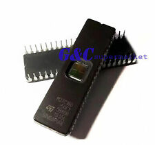 10PCS M27C160-50F1 ST IC EPROM UV 16MBIT 100NS 42CDIP M27C160 NEW D70