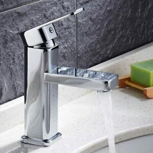 Einhebelmischer Badarmatur Wasserhahn Waschtisch Mischbatterie Waschbecken Bad