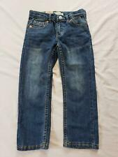 Levi's Boy's 511 Slim Regular Fit Jeans SC4 Blue Size 5 (4-5 Years) NWT