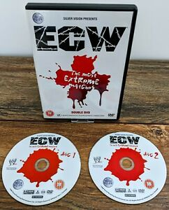 WWE - ECW The Most Extreme Matches (DVD, 2006, 2-Disc Set)