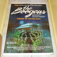 original THE BOOGENS one-sheet poster