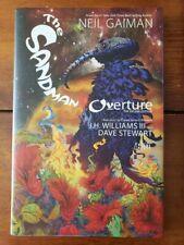 The Sandman : Overture by Neil Gaiman (2015, Hardcover, Deluxe)