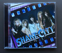 SHAKE CITY - Shake City CD Like NEW 2009 12 Tracks Los Angeles Glam Rock