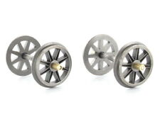 Dapol 7A-000-007 Speichenradsatz 2x Spur 0