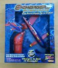 New! AIR HOGS E CHARGERS RED SUBMARINE