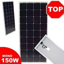 55516 Solarpanel Solarmodul 150W Solarzelle 12V Solar MONO