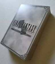 Final Fantasy TCG Trading Card Game Chapter Series Lot of 50 Random Common Set