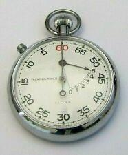 YACHTING TIMER ILONA pocket watch handwinding. C795 1/5 Sec. NOS, swiss made