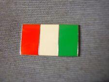 Alfa ROMEO FERRARI LANCIA MG italiano italiana Esmalte Calcomanía Insignia