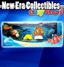 Disney Finding Nemo Figurines Set NEMO MARLIN SQUIRT DORY Beverly Hills Teddy