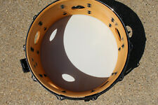 Deuce   14 X 7 10 Lug snare Drum (Project ) selling for parts