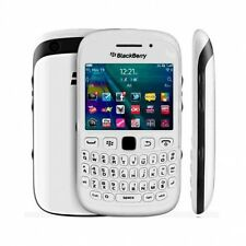 BRAND NEW WHITE BLACKBERRY CURVE 9320 SIM FREE PHONE - 3G - WIFI - 3.2MP CAMERA