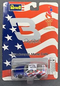 REVELL RACING DALE EARNHARDT ATLANTA 1996 OLYMPICS GOODWRENCH 1:64 SCALE